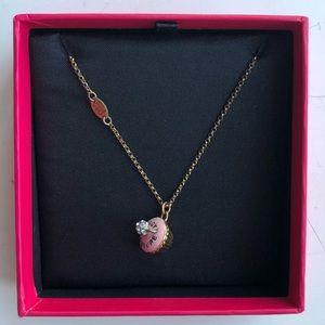 Juicy Couture Cupcake Locket Necklace